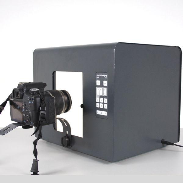 SANOTO B430 Digital LED Adjustable Professional Jewelry Diamonds Mini Photo Studio Photography Light Box Photo Box Softbox