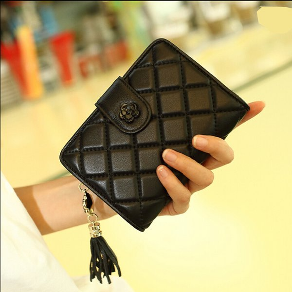 wholesale- designer wallets famous enuine leather women wallets female 2017 luxury small fashion women wallets and purses portfolio (403381895) photo