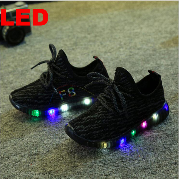 Bebês Meninos Shiny Toddler Shoes