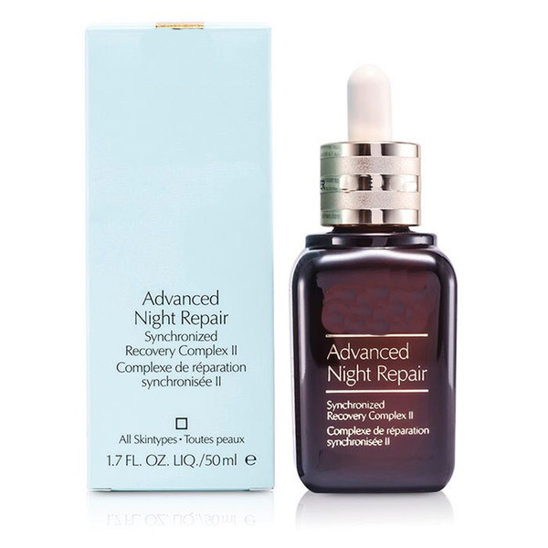 Famou brand advanced night repaire yncronized recovery repairing anr moi turizing face kin care cream 50ml pc