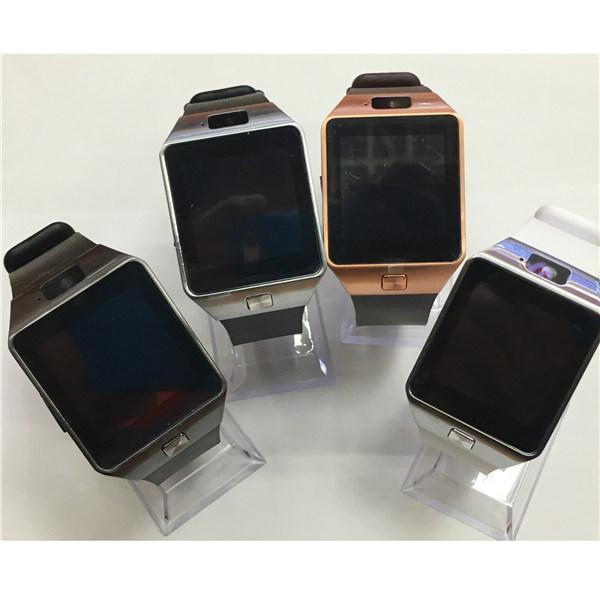 Smartwatch DZ09 Bluetooth Smart Watch с слот для SIM-карты для Apple Samsung IOS Android сотовый телефон 1.56 дюймов смарт-часы pk gt08