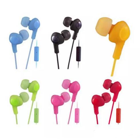 2019 gumy gummy earphone earbud  ha f160 ha f160 ba   dj earphone 3 5mm headphone for iphone 6 5 ipad  am ung htc with retail box