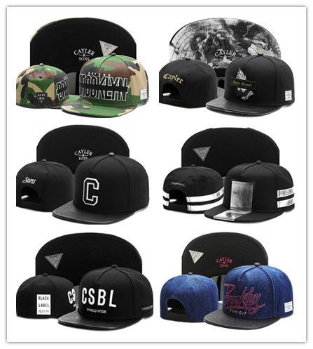 2017 регулируемая CAYLER сыновья snapbacks шляпы snapback шапки Cayler и сыновья hat бейсболки посл фото