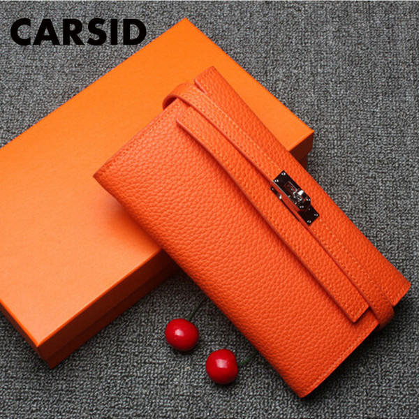 wholesale- super gift  luxury women designer wallet woman wallets genuine leather ladies purses (400795153) photo