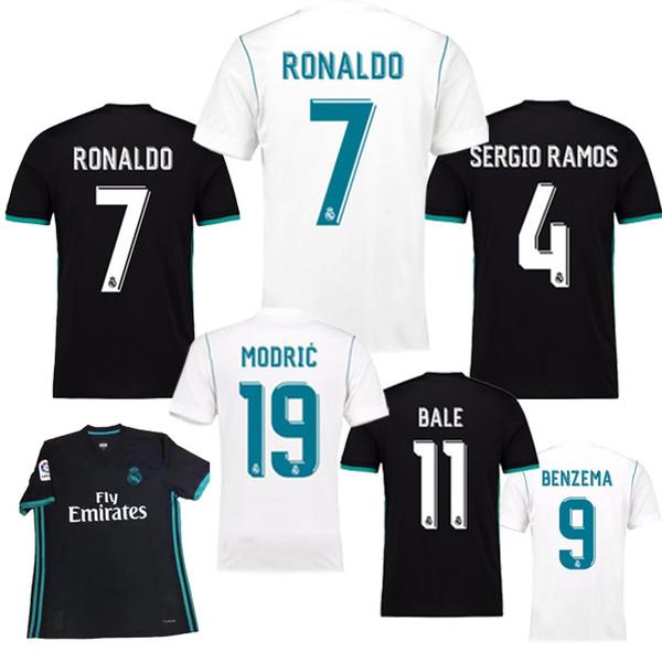 2017 Camiseta de fútbol Real Madrid