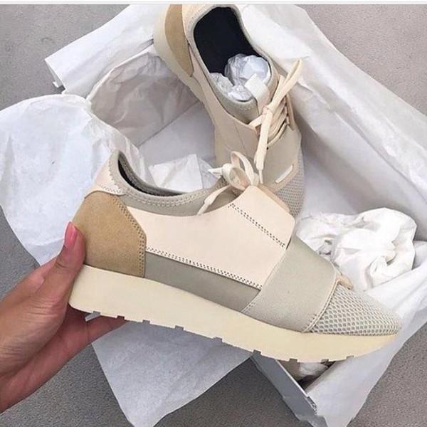 Новый бренд мужской размер 35-46 человек повседневная обувь плоская кожаная сетка дышащая обувь на открытом воздухе бегунов зашнуровать мужские мокасины