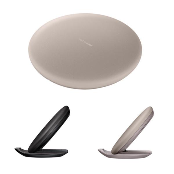 Для iPhone X iPhone 8 Plus QI беспроводное зарядное устройство кабриолет PadStand быстрее заряд