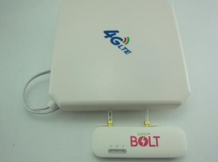 Huawei e8372h-153 WLAN Wingle LTE 4G 3G WiFi Hotspot Modem External Antenna TS9