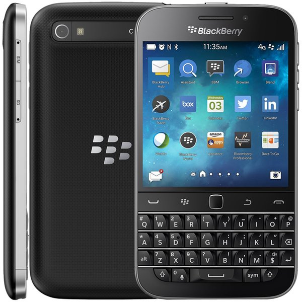 Refurbi hed blackberry cla  ic blackberry q20 4g lte  mart phone 3 5inch  creen dual core 2g ram 16g rom 8 0mp camera unlocked phone