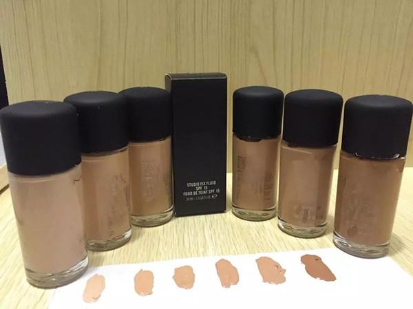 горящие продажи ! Новый макияж высокого качества 30 мл Studio Fix жидкость SPF 15 Liquid Foundation бесплатная доставка