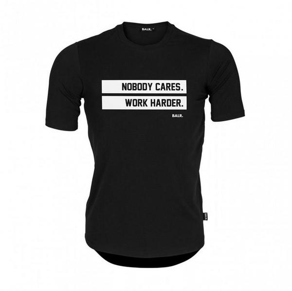 BALR мужские футболки бренда Balr Street Tide с короткими рукавами, с короткими рукавами, х фото