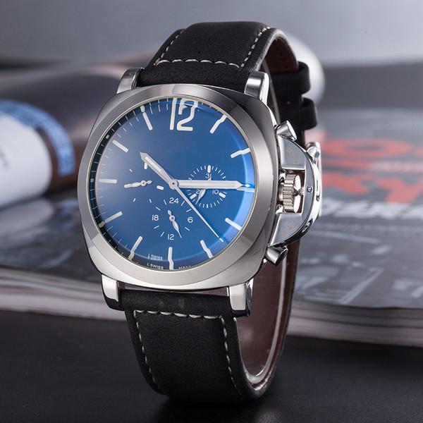 Super hot Itary brand men sport watch Officine black strap automatic mechanical watches relogio james bond montre carrera tag wristwatch (vanste) Stockton