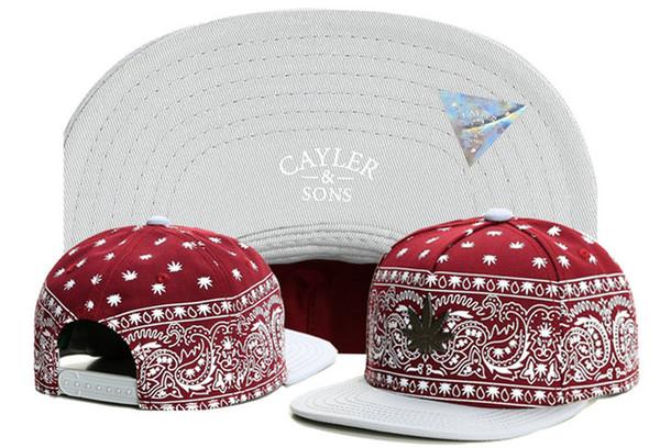 best hat Swag Cayler Sons Snapback Caps Flat Hip Hop Cap Baseball Hat Hats For Men Snapbacks Casquette Bone Aba Reta Bones Gorr