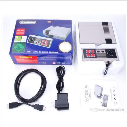Hdmi can tore 600 game con ole video handheld for ne game con ole with retail box fa t delivery ale