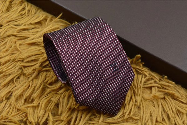 12 tyle men ilk tie fa hion men neck tie handmade wedding tie bu ine tie europe tie letter pattern dot necktie l80 007