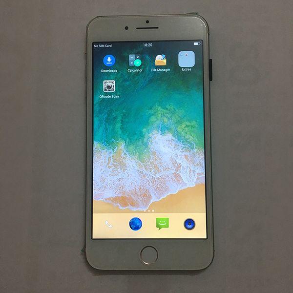 Dhl free hiping 8pandroid 6 0  martphone quad core mtk6580 1gb ram 4gb rom 960 540 5 5 inch 3g wcdma unlocked cell phone