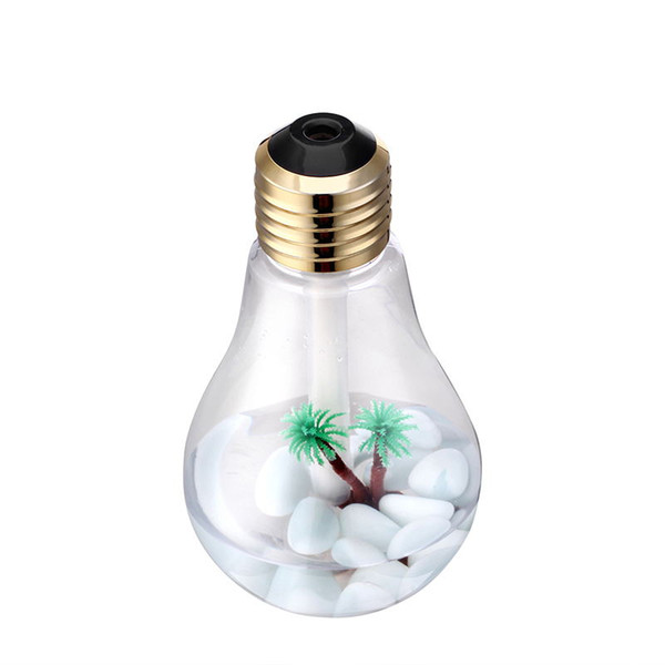 400ml bulb hape u b humidifier ultra onic air humidifier car air fre hner with led night light