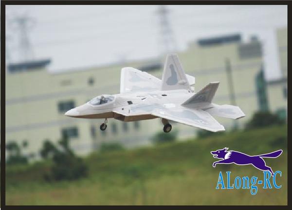 FREEWING F22 F-22 Raptor stealth fighter EPO rc самолет самолет RC модель хобби игрушка 64мм EDF jet 4ch самол