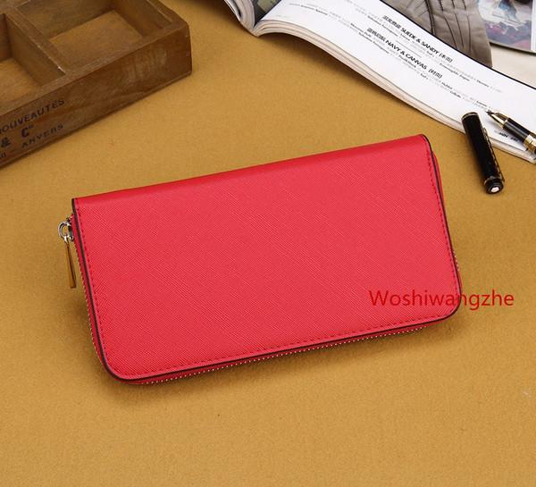 fashion women wallets michael ken luxury wallets famous brand pu leather wallet single zipper cross pattern clutch girl purse 0022 (410309332) photo
