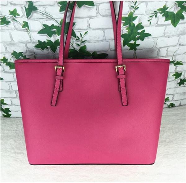 Г-жа 2019 высокого класса кожа гладкий минималистский изысканный большой емкости портативный сумка Бесплатная доставка