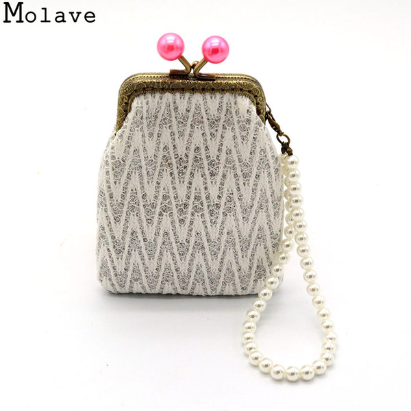 2018 new fashion women retro vintage  coin purse wallet bag change key holder card money small portable purse clutch apr23 (417410001) photo