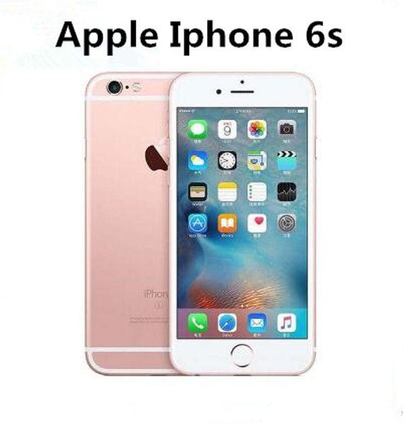 100  original apple iphone 6  without fingerprint dual core 16gb 64gb 128gb 4 7 inch refurbi hed phone