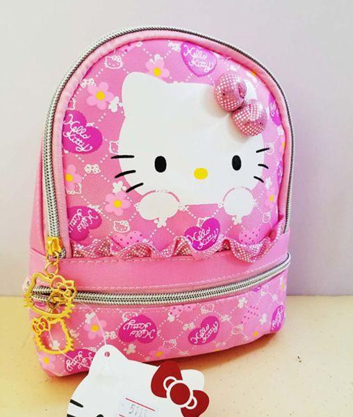 xingkings new girl hello kitty bags backpack bag purse children kid kx-b-11554 (423341972) photo