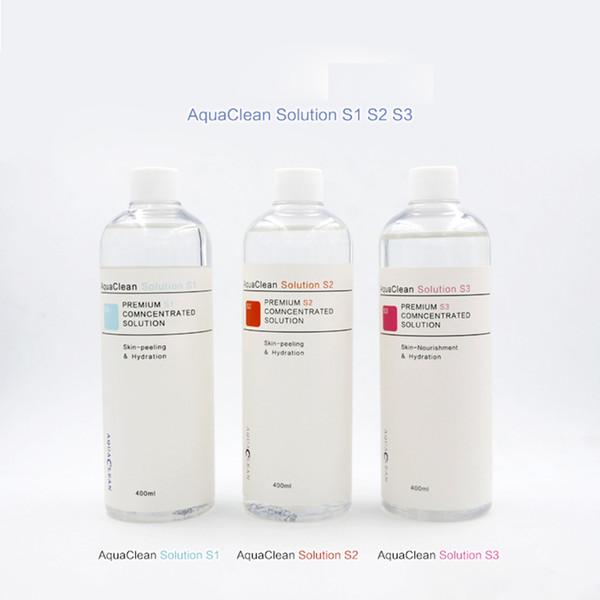 2018 new arrival aqua peel concentrated olution 400ml per bottle aqua facial erum hydra facial erum for normal kin aqua clean olution