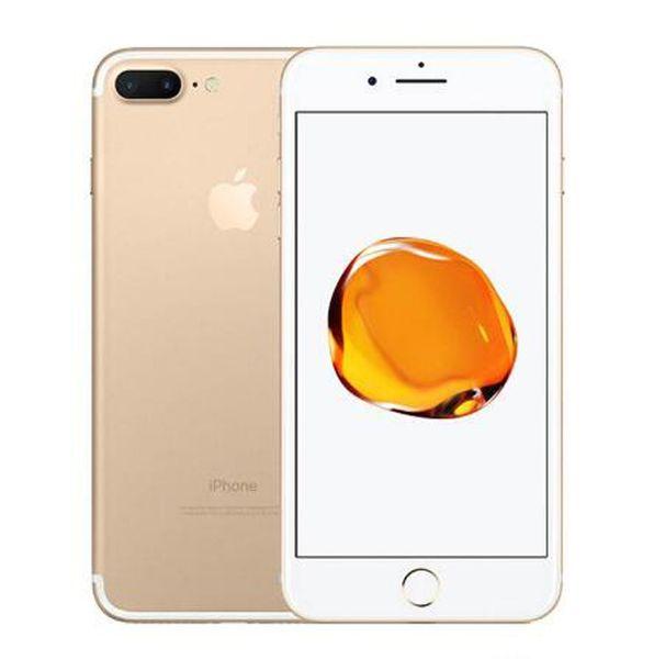 Original refurbi hed apple iphone 7 io 10 quad core 2gb ram 32gb rom 12 0mp 4k video 4g mobile phone