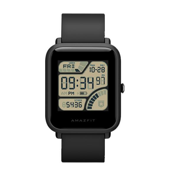 Купить со скидкой Оригинал Xiaomi Huami AMAZFIT SmartWatch Международная Версия Стеклянный Экран Водонепроницаемый Мон