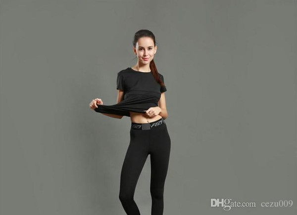 Yoga pant women 039 port pant tight running fitne comprehen ive training legging quick dry tretch breathable 2017 new