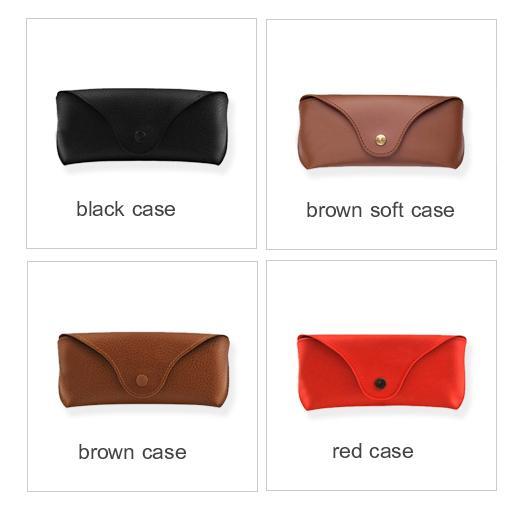 2018  hield  ungla  e  eyewear gradient leather ca e