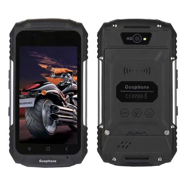 "GUOPHONE V88 IP68 Waterproof 3200mAh 4.0"" mobile phone Android 5.1 GPS MTK6580 Quad Core RAM 1GB ROM 8GB 8MP 3G WCDMA Smartphone"