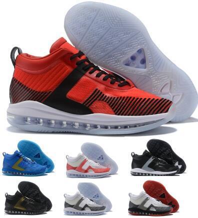 Air James X Je Icon Qs Баскетбольная обувь Кроссовки Mens Man 2018 Harden Brand Red Conner Спорт Теннисные тренажеры Классическая обувь для баскетбола