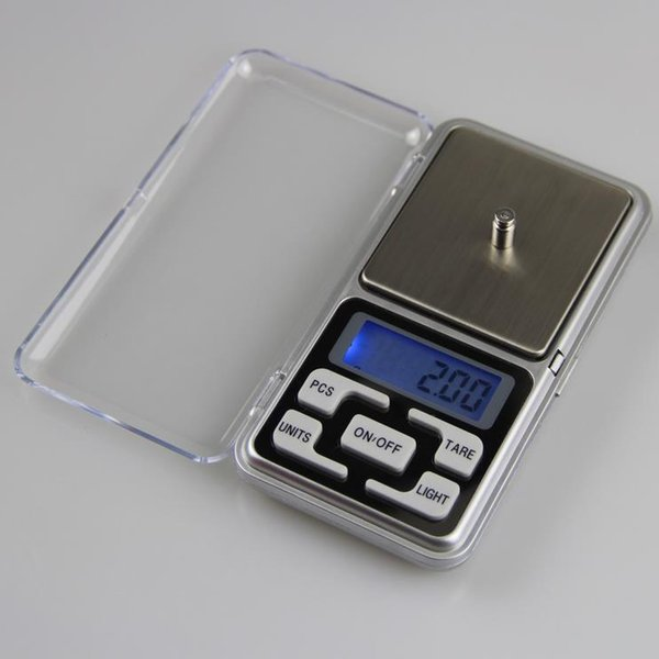Mini 0 01 x 200g electronic balance gram digital pocket  cale balanza digital  cale  jewelry