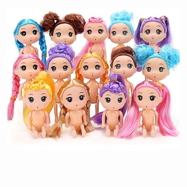 12cm ddung de ert girl birthday party cake decoration de ert cute manual naked doll mold 0 9jh ww