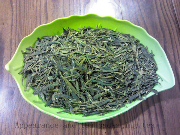 Новый чай Чжэцзян Лунцзин чай 250 г бесплатная доставка китайский чай!Аромат Лунцз фото