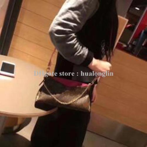 wholesale discount resell drop shipping woman palls clutch purse brand designer women shoulder bag handbag cross body bag (408381258) photo