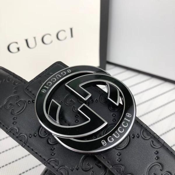 De ign belt brand de igner belt men 100 genuine leather at10 mooth buckle belt for men without box
