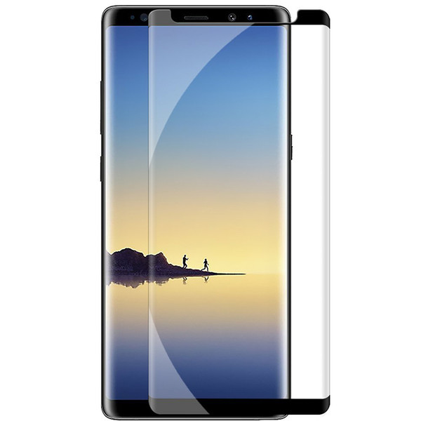 For  am ung galaxy  9 note 8 note8  8 plu   7 edge ca e friendly 3d curved tempered gla   ca e ver ion phone  creen protector