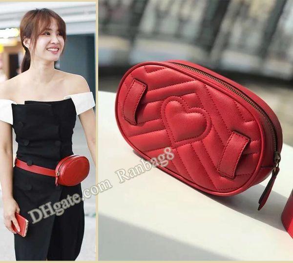Sell genuine calf kin leather wai t bag belt 476434de ign women bag with date code