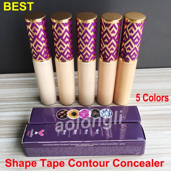 5 цветов форма ленты консилер основа контур крем для лица макияж контур консилер 1