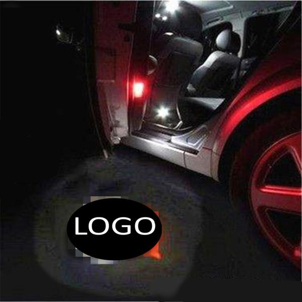 Для Dodge для Scania 2 шт. светодиодные двери автомобиля Добро пожаловать свет лазерный проектор логотип Тень Свет автомобиля стайлинга автомобилей украшения интерьера свет фото