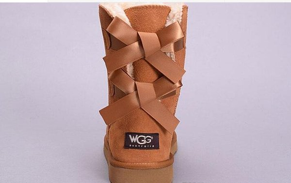 tongluowan / Factory HOT 2018 Classic WGG Women popular Australia Genuine Leather Boots Fashion Women's Snow Boots free shippingUS5--US10