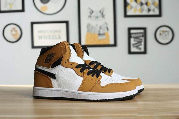 Мужчины Женщины 1 Высокий OG новобранец года баскетбол обувь для продажи 1s кроссов
