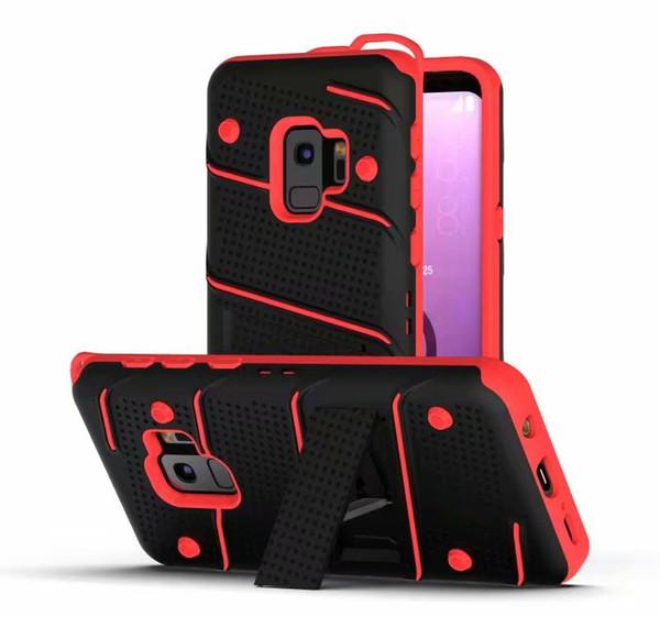 Гибридный Доспех чехол Soft TPU PC Kickstand держатель телефона Чехол для iPhone XR / XS MAX Для ipho