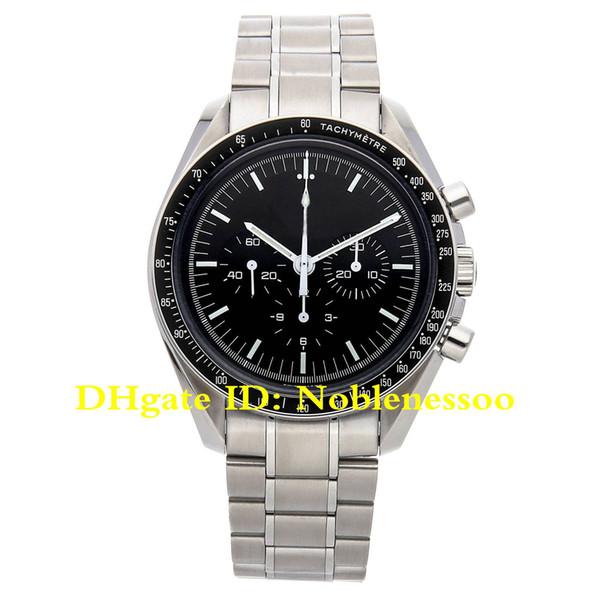 Luxury men watch moon black dial vintage teel men watch 3570 50 00 planet ocean profe ional no chronograph automatic men 039 watche