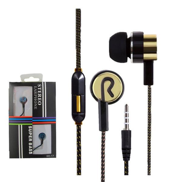 Fones de ouvido de celular bluetoothearphone
