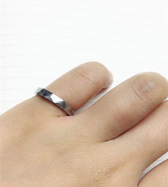 3 мм новая коллекция инженер кольцо для подарка на день рождения,пользовательский размер #5678910 классический Канада инженерные женщины мужчины мизинец железные кольца