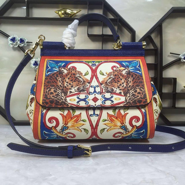 New de igner women handbag all cow leather bag durable end quality 25cm width good package factory price hipping
